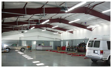 Shop and Utility Steel Buildings